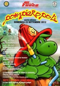 23 Settembre 2012 - Pompieropoli 2012